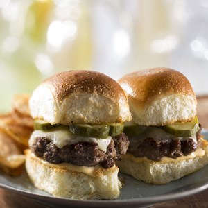 9 of 10: West Side - Downtown Disney Food Truck - Beef Sliders