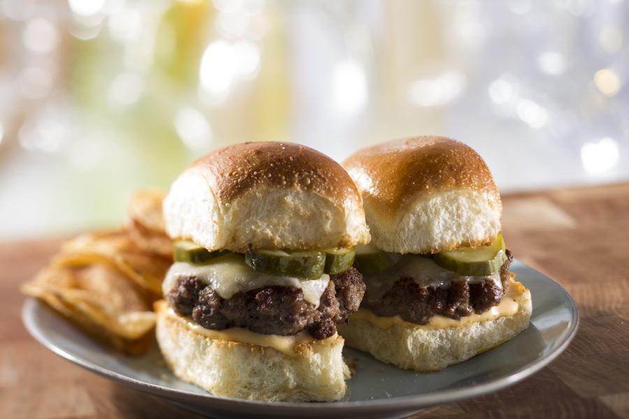 Downtown Disney Food Truck - Beef Sliders