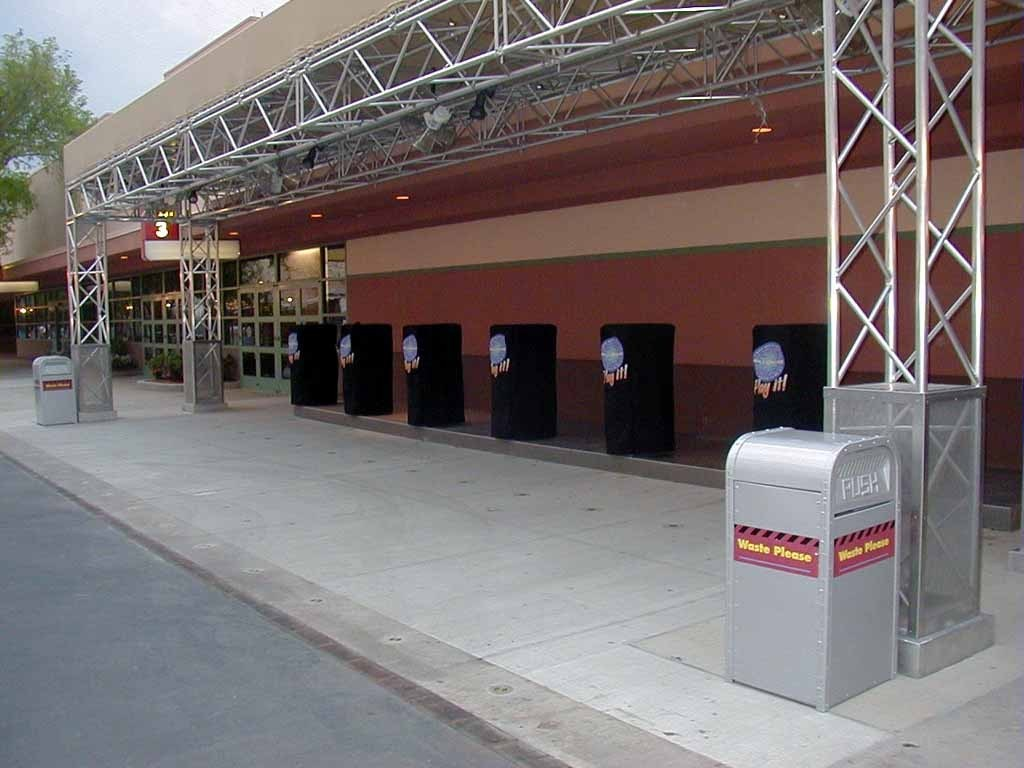 Millionaire FASTPASS and entry