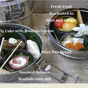 1 of 4: Wild Africa Trek - Adult morning snack - served for treks between opening and 11:30am