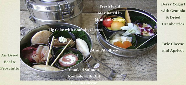 Wild Africa Trek - Adult morning snack - served for treks between opening and 11:30am