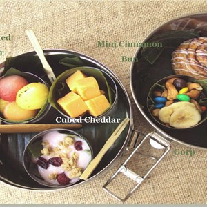 3 of 4: Wild Africa Trek - Kids morning snack - served for treks between opening and 11:30am