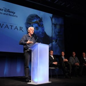 3 of 4: AVATAR land at Disney's Animal Kingdom - James Cameron, award-winning director of AVATAR, shares his vision for creating AVATAR-themed lands at Disney parks, beginning with Disney's Animal Kingdom at Walt Disney World Resort.
