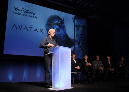 AVATAR land at Disney's Animal Kingdom - James Cameron, award-winning director of AVATAR, shares his vision for creating AVATAR-themed lands at Disney parks, beginning with Disney's Animal Kingdom at Walt Disney World Resort.
