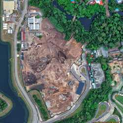 AVATAR land aerial views