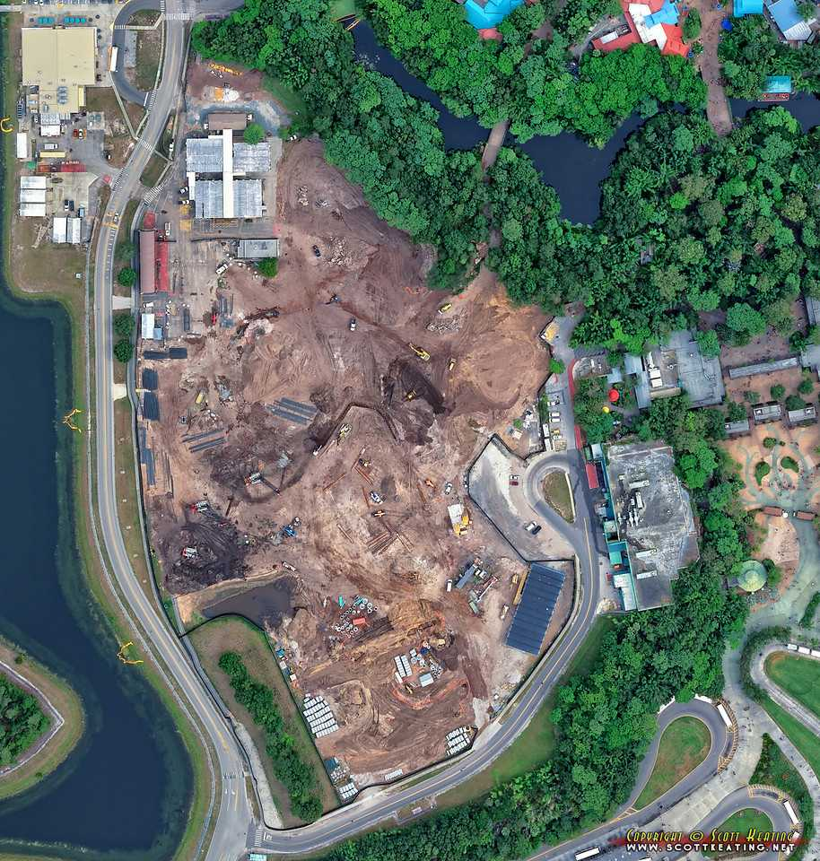 AVATAR land aerial views - May 2014