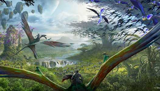 D23 EXPO promises a preview of the AVATAR project coming to Disney's Animal Kingdom
