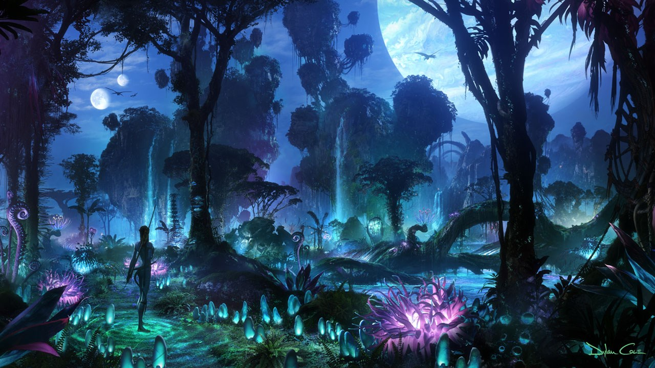 Avatar Movie Pandora PHOTOS - First look at...