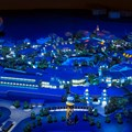 Disney Springs - Disney Springs nighttime view concept art