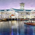 Disney Springs - Disney Springs - The Landing concept art