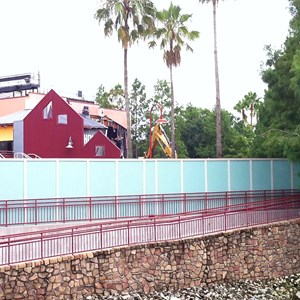 1 of 1: Disney Springs - Comedy Warehouse demolition