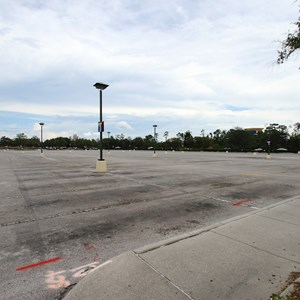 3 of 6: Disney Springs - Parking lots I and J closed