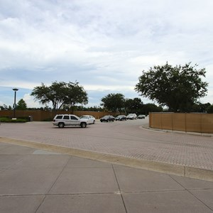 5 of 6: Disney Springs - Parking lots H and I walled off