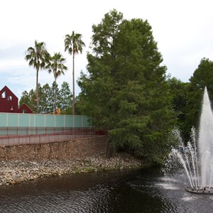 3 of 3: Disney Springs - Demolition area