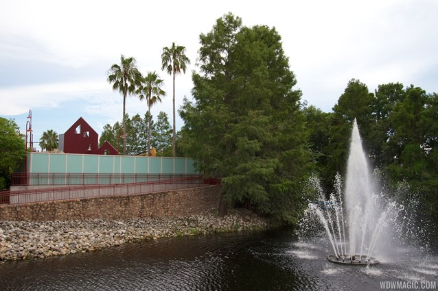 Disney Springs - Demolition area