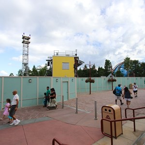 2 of 3: Disney Springs - Pleasure Island demolition