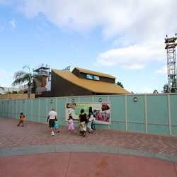Pleasure Island demolition
