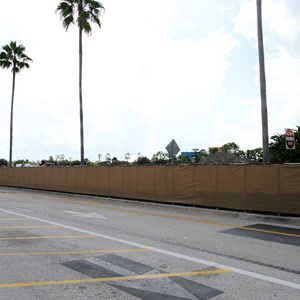 1 of 3: Disney Springs - Parking lots removal