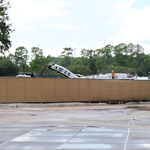 3 of 3: Disney Springs - Parking lots removal