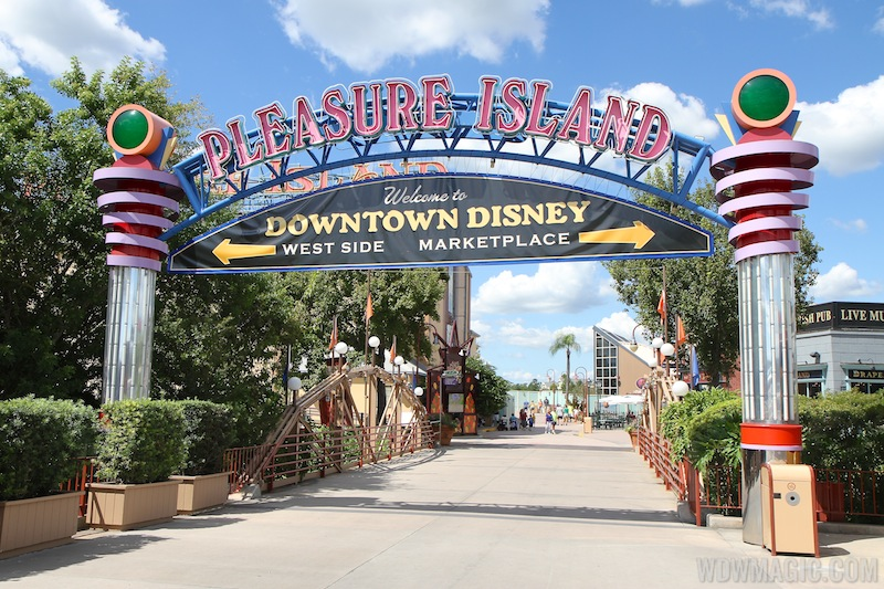 Pleasure Island Walt Disney World -