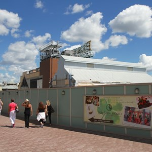 1 of 7: Disney Springs - Pleasure Island demolition and construction