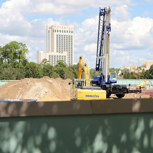 6 of 7: Disney Springs - Pleasure Island demolition and construction