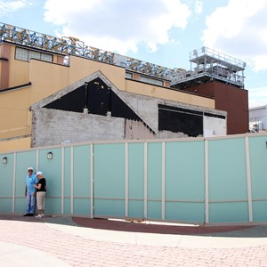 5 of 7: Disney Springs - Pleasure Island demolition and construction