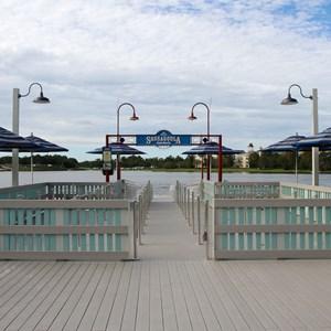 7 of 10: Disney Springs - Pleasure Island bypass bridge completed