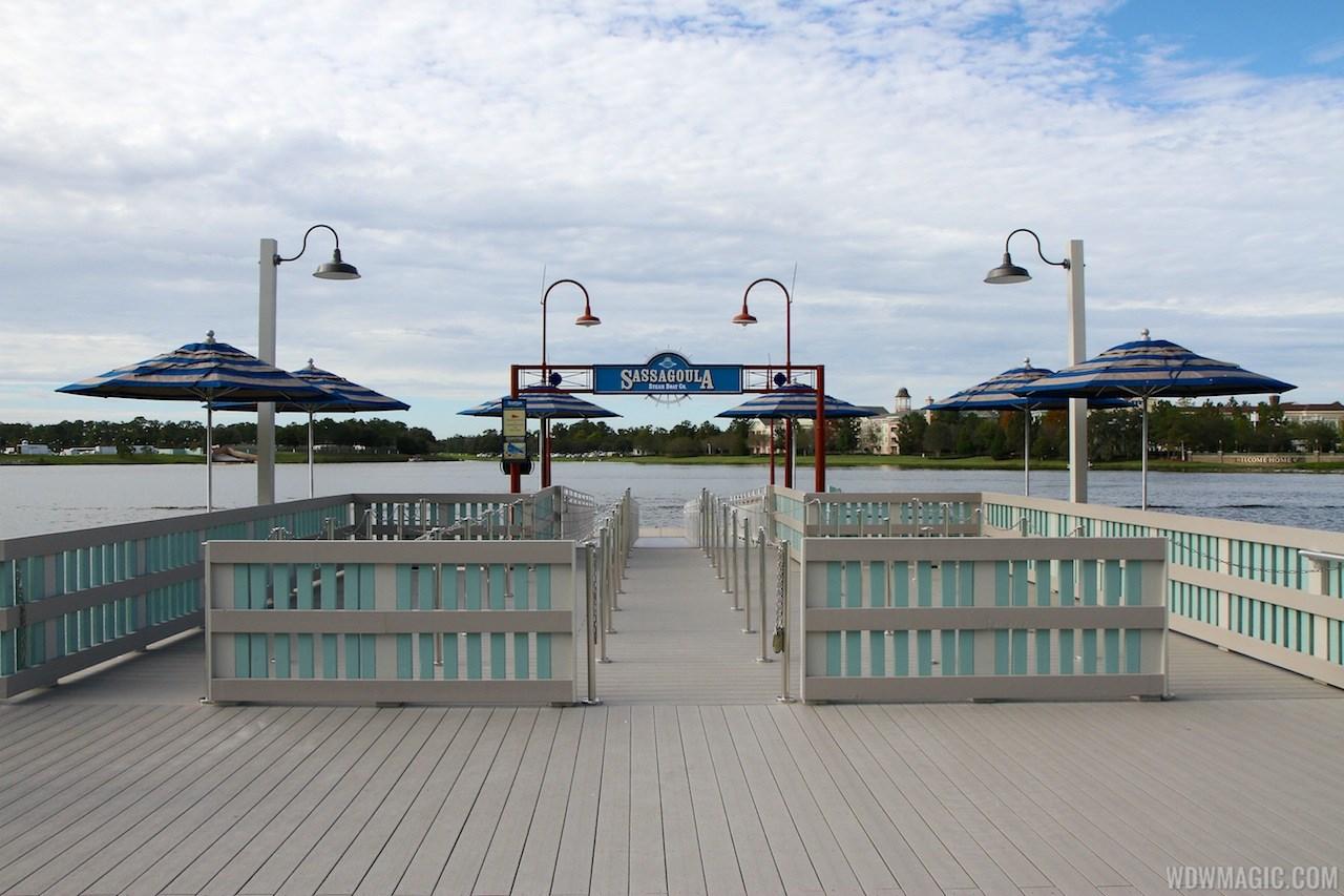 Pleasure Island bypass bridge completed