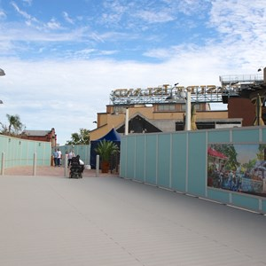 9 of 10: Disney Springs - Pleasure Island bypass bridge completed