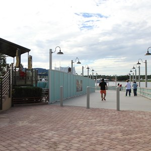 10 of 10: Disney Springs - Pleasure Island bypass bridge completed