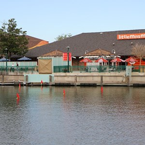 4 of 5: Disney Springs - Cap'n Jacks restaurant and marina demolition