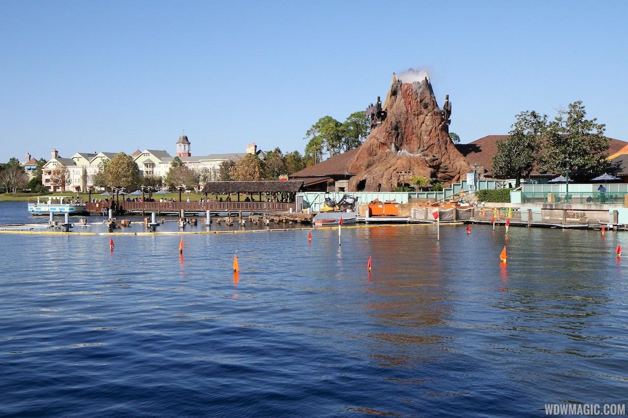 Cap'n Jacks restaurant and marina demolition complete