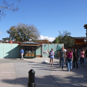6 of 8: Disney Springs - Marketplace Causeway construction