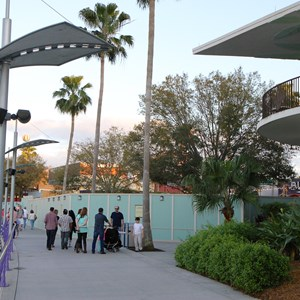 3 of 5: Disney Springs - West Side High Line construction