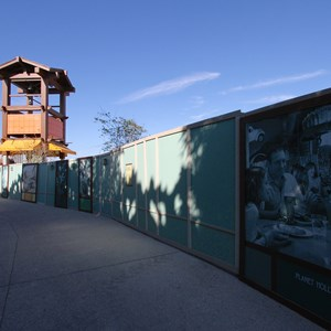 4 of 4: Disney Springs - Pollo Campero demolition