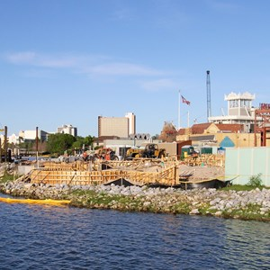 2 of 3: Disney Springs - The Boathouse Construction