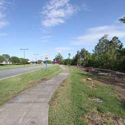 Buena Vista Drive expansion road works