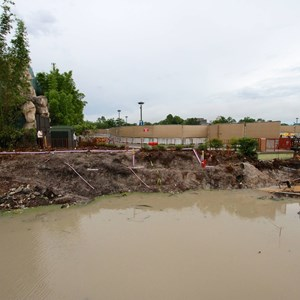 4 of 5: Disney Springs - Waterway removal around Pleasure Island