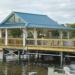 The BOATHOUSE construction