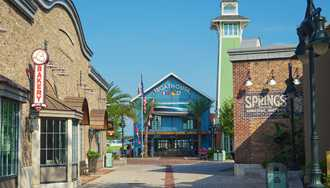 VIDEO - Disney Springs direct entrance from I-4 now open