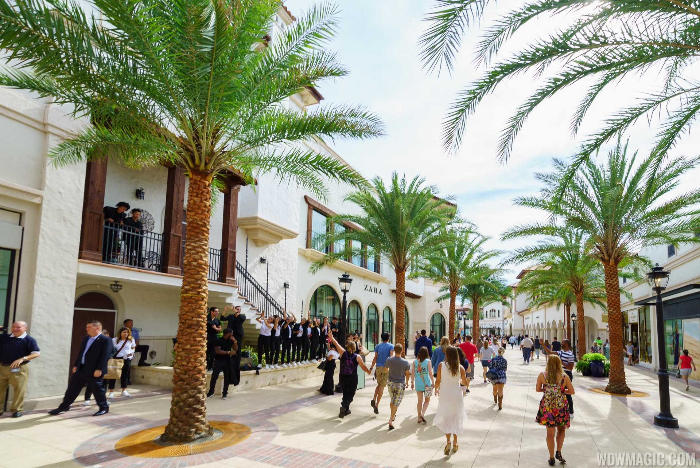 Disney Springs Town Center opening day walk-through