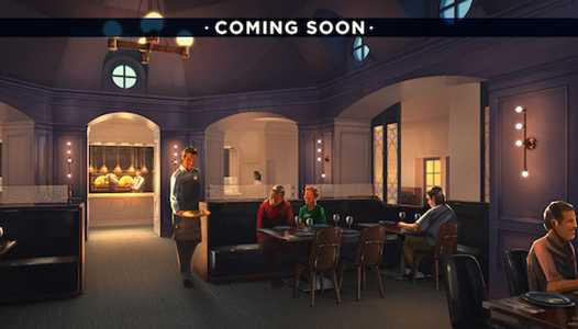 New gastropub to replace Captain's Grille at Disney's Yacht Club