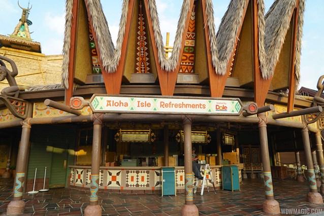 Aloha Isle | Walt Disney World Resort