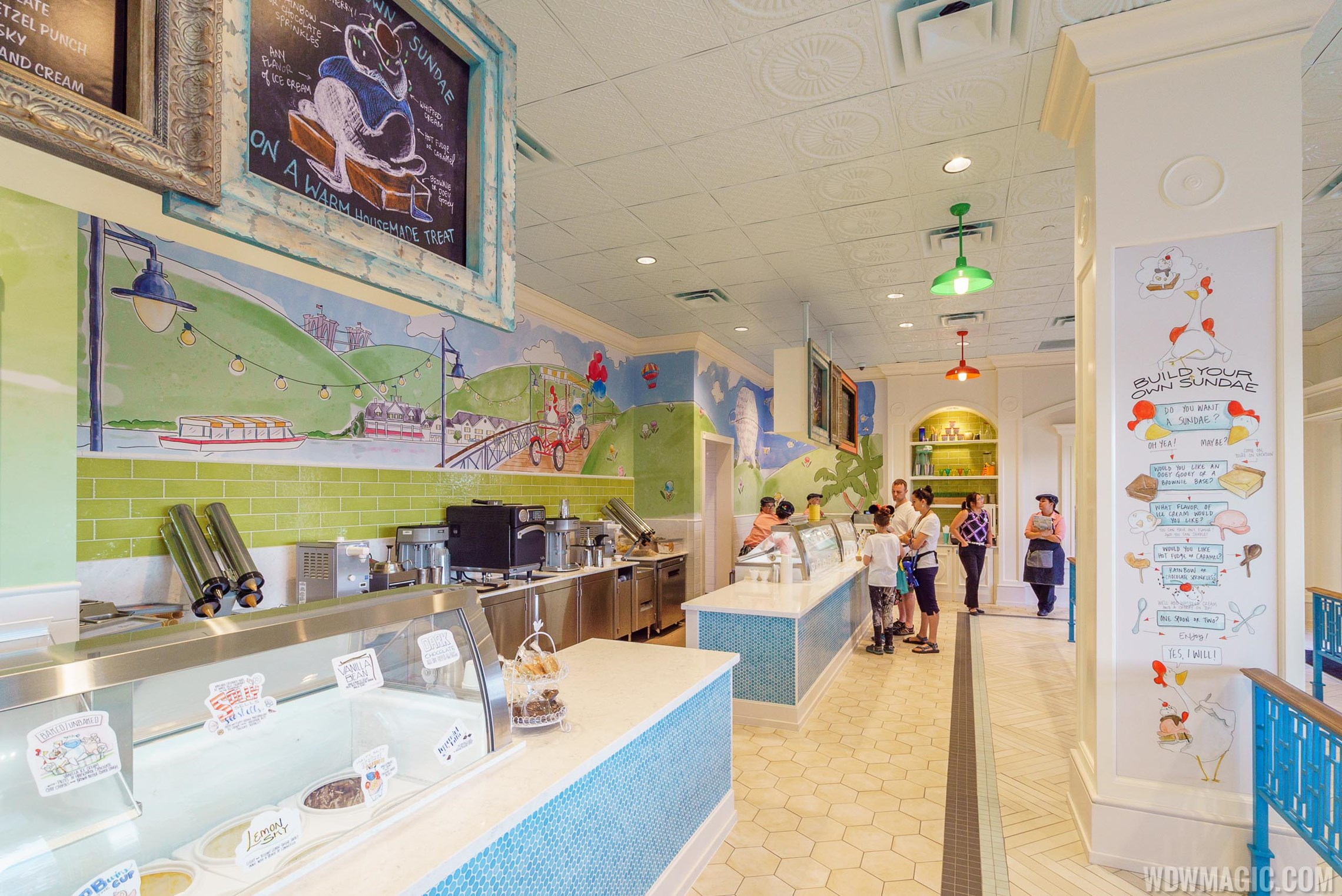 Ample Hills Creamery overview