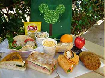 Picnic in the Park offerings