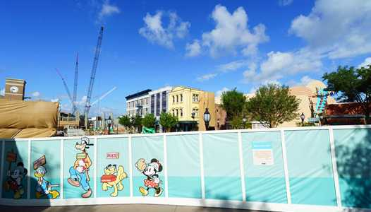 PHOTOS - Latest look at the Baseline Tap House and Grand Avenue at Disney's Hollywood Studios