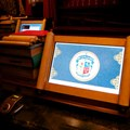 Be Our Guest Restaurant - Be Our Guest Restaurant - Touch Screen kiosk to order lunch