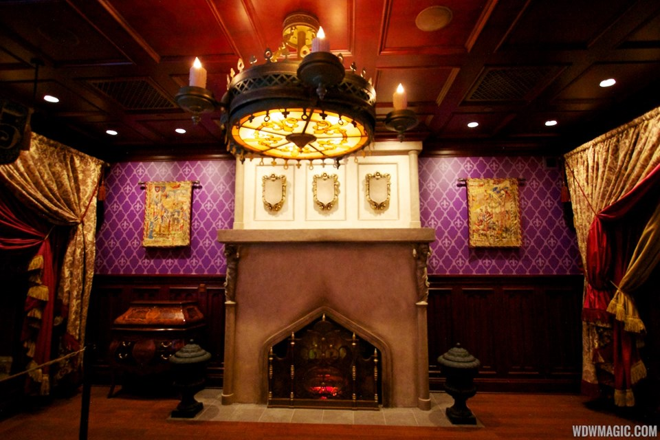 inside be our guest restaurant dining rooms - photo 7 of 19
