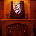 Be Our Guest Restaurant - Be Our Guest Restaurant - The changing portrait in the West Wing Dining Room